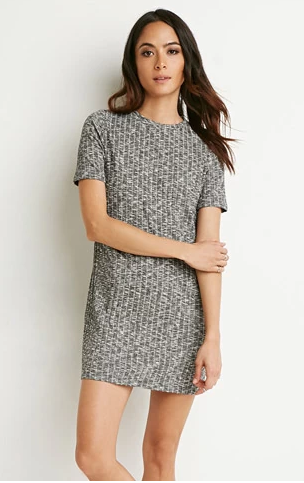 f21 blog post shirt dress